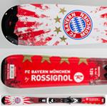 Rossignol Bayern München Kid (130cm-150cm)+Xelium Jr. 70 S 13/14