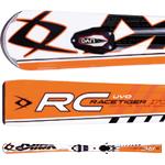 Völkl Racetiger RC UVO Neon Orange + xMotion 11.0 D 13/14