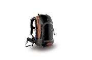 ABS Vario 15 Packsack black/orange