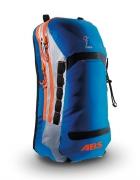 ABS Vario 15 Packsack blue/orange