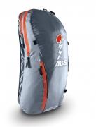ABS Vario 18 Ultralight Packsack silver/orange