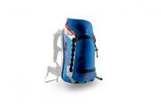 ABS Vario 25 Packsack blue/orange