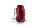 ABS Vario 25 Packsack red/grey