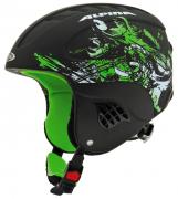 Alpina Carat L.E. Junior black-green matt 14/15