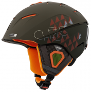 Alpina Cheos olive-orange matt