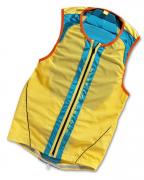 Alpina Jacket Soft Protector gelb-blau 12/13