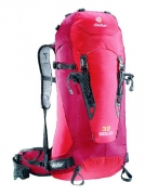 Deuter Guide Lite 32 fire-cranberry