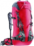 Deuter Guide Lite 32+ fire-anthracite 13/14