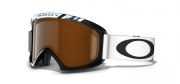 Oakley O2 XL Slalom Blue-White