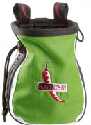 Red Chili Logo Chalkbag Grün